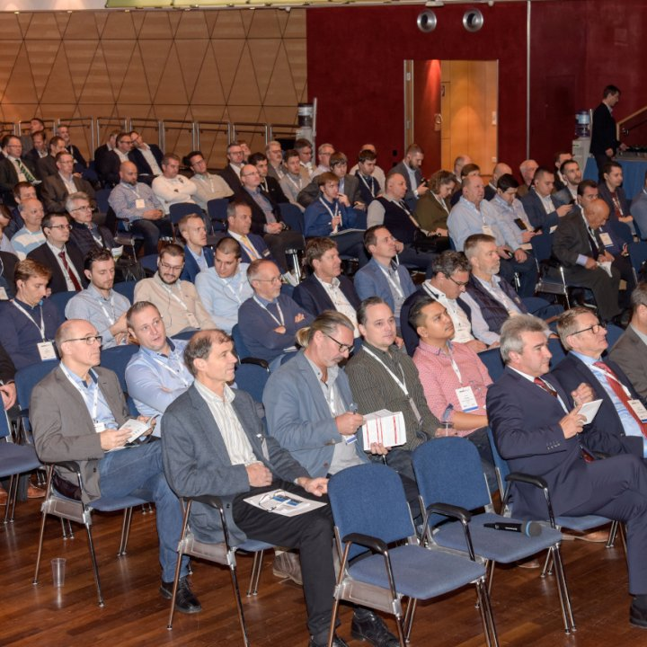 Engineering Days 2019 Vortrag Europasaal