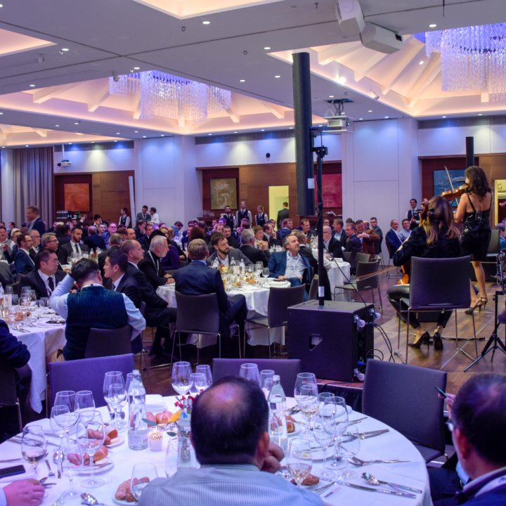 Engineering Days 2019 Gala Dinner Rondo Vienna - © ARGE Engineering Days 2019